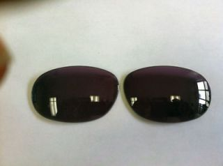 AUTH BONO BLACK FLYS # 5 REPLACEMENT LENSES SMOKE