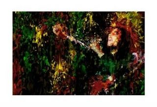 bob marley posters in Art