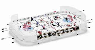 Stiga Stanley Cup Table / Rod Hockey comes w/ 2 teams top of the line