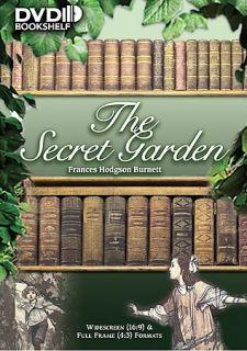 DVD Bookshelf   The Secret Garden DVD, 2007