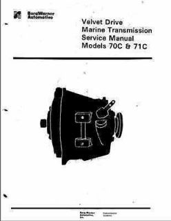borg warner velvet drive in Transmission Components