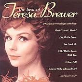 Best of Teresa Brewer Import by Teresa Brewer CD, Aug 2000, Spectrum