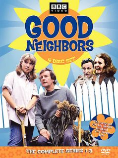 Good Neighbors The Complete Series 1 3 DVD, 2005, 4 Disc Set