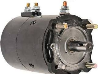 8,000 POUND CAPACITY RAMSEY HYDRAULIC WINCH WITH MOTOR