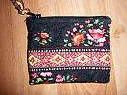 brighton coin purse wallet chocolate and black