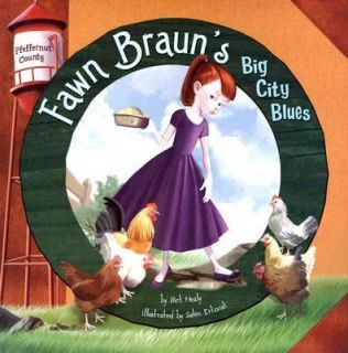 Fawn Brauns Big City Blues Pfeffernut County by Nicholas M. Healy