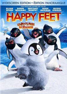 Happy Feet DVD, 2007, Canadian WS French