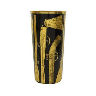 Piero Fornasetti Rifle Umbrella Stand   Signed, with Pan