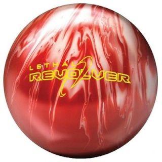 BRUNSWICK LETHAL REVOLVER BOWLING ball 14 lb $199 BRAND NEW IN BOX