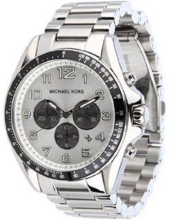 New Michael Kors MK8254 Bradshaw Chronograph Bracelet Mens Watch
