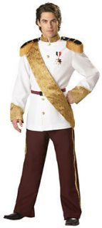 Prince Charming Adult Mens Halloween Costume