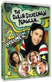 The Sarah Silverman Program Season Two, Vol. Two DVD, 2010, 2 Disc Set