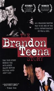 The Brandon Teena Story DVD, 2000