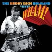 Wham Live by Buddy Rich CD, Aug 2003, Hyena Records