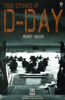 rue Sories of D Day by Henry Brook 2006, Paperback