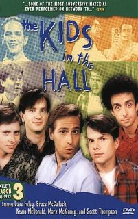 The Kids in the Hall   Complete Season 3 DVD, 2005, 4 Disc Set