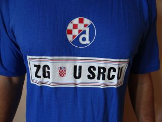 Zagreb Croatia scarf, embroidered, soccer, football, Bad Blue Boys