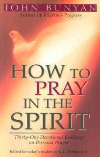 Readings on Personal Prayer by John Bunyan 1998, Paperback