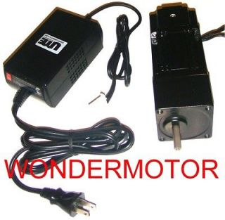 Newly listed 115V 230V AC/DC PMDC Electric Motor Variable Low Speed