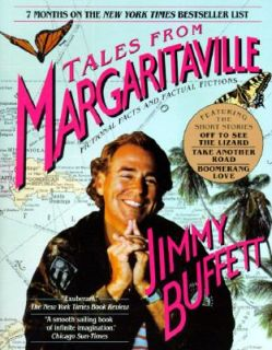 Facts and Factual Fictions by Jimmy Buffett 1990, Paperback