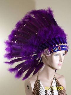 native american war bonnet in Non Native American Crafts