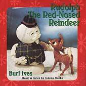 Rudolph the Red Nosed Reindeer by Burl Ives CD, Jun 1996, MCA Special