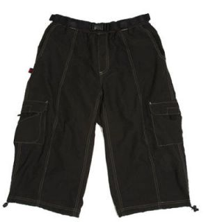 Ponderosa Knickers MENS EXTRA LARGE BLACK TECHNICAL GEAR NEW
