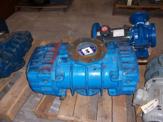 NEW AERZENER MASCHINENFABRIK GMA 13.8 HIGH VACUUM ROTARY PISTON BLOWER