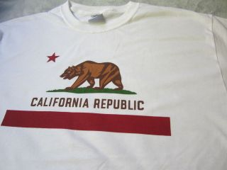 california bear shirt in T Shirts
