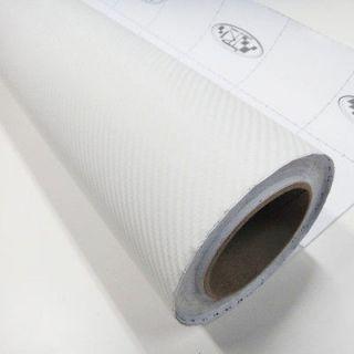 BS 3D Texture 13x50 Carbon fiber Vinyl Sheet car Decals wrap Sticker