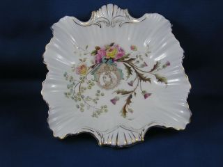 Carlton Ware Queen Victoria Diamond Jubilee Bowl c. 1897