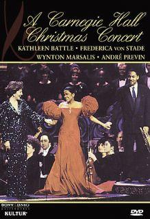 Carnegie Hall Christmas Concert DVD, 2007