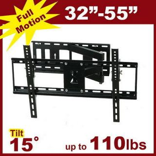 New Cantilever Tilting Wall Mount Bracket for 23 to 46 Flat Panel