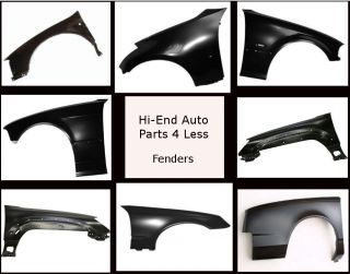 RUNNER FENDER   W/FENDER FLARES   RIGHT HAND (CAPA). OEM# 5381135080