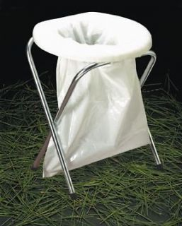 Replacement Plastic Camping Portable Toilet Waste Bags