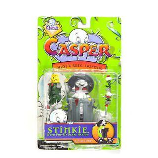 Casper the Friendly Ghost Hide & Seek Friends Stinkie w Pop Up Scare