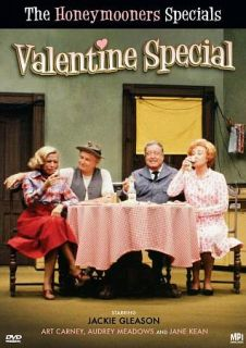 The Honeymooners   Valentine Special DVD, 2010