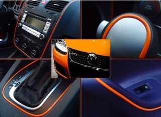3M DIY Decorative Rib Ribbon Wrap Roll Sticker for Car Auto Decals