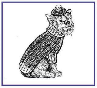 Dog Jacket Knitting Pattern Dog Jacket Knitting Pattern Products
