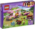 LEGO Friends 3184 Adventure Camper With Olivias Camping Car NEW