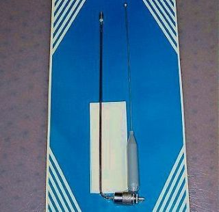 indoor portable base station CB radio receiver set SSB antenna 70s NOS