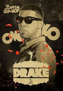 Hip Hop Rap R&B Videos DVD/CD Combo   OVOXO   Hottest Drake DVD/CD Out