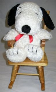 Peanuts Snoopy Dog Cedar Point 9 Sitting Stuffed Plush (AA7)