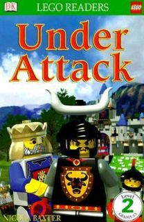 Castle under Attack Vol. 2 by Nicola Baxter and Dorling Kindersley