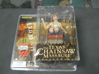 the texas chainsaw massacre toys in TV, Movie & Video Games