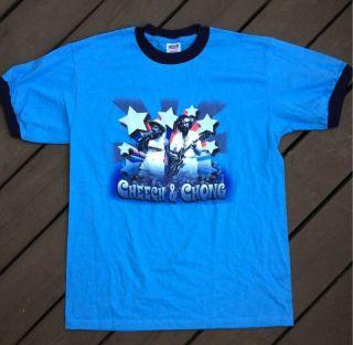 New Authentic Cheech & Chong Mens T Shirt Size Med
