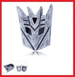 Transformers Style Ashtray with Lid Novelty Retro Cigarette Cigar