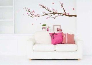 Cherry Blossoms Art Applique Decals