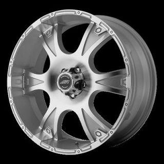18 Inch Wheels Rims Silver Chevy Colorado Avalanche Hummer H3 GMC