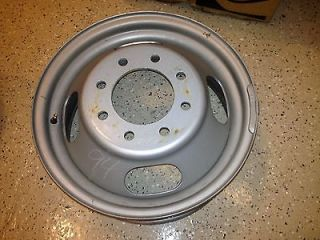 2000 2011 Chevy GMC 3500 Dually Wheel Factory Steel Rim GM 16 1 Ton
